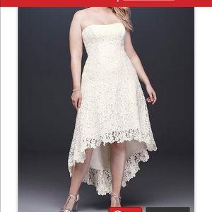 Wedding/rehearsal dinner dress.